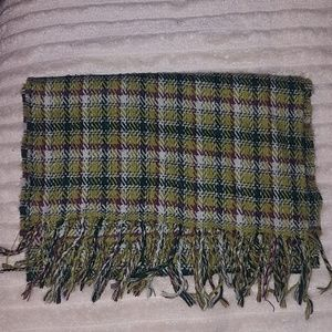 Coach Accessories - Coach Plaid Scarf